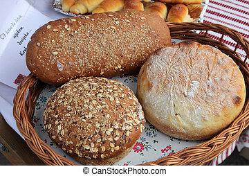 Variety of bread