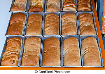 Variety of bread