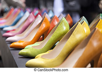 Colored Pumps - Variety of Colored Pumps