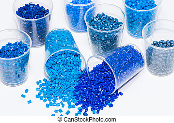 variety of different polymer resins
