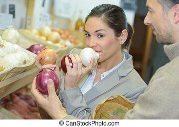 variety of onion