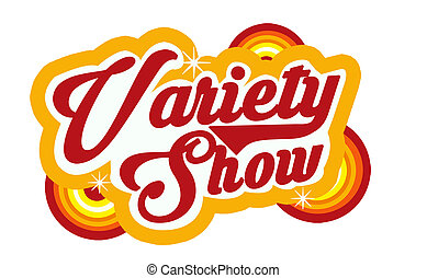 Variety Show log - Logo for variety show