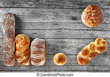 vario, bread