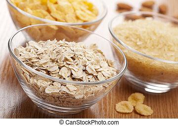 vario, cereali