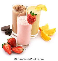 vario, proteína, cócteles