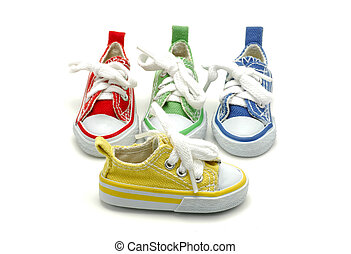 Sneakers - Various Color Sneakers