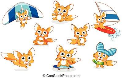 various styles cartoon squirrel - various styles cartoon...