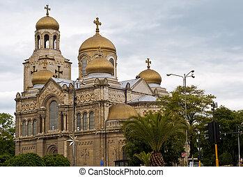 varna, catedral