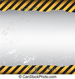 varning, bakgrund