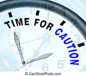 varning, meddelande, betydelse, fara, beware, eller, varning