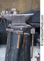vasal anvil