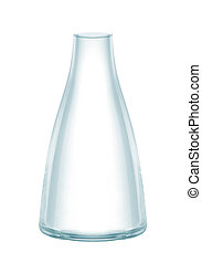 vase isolated on a white background
