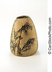 vase isolated on white