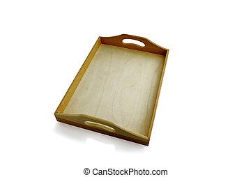 vassoio legno