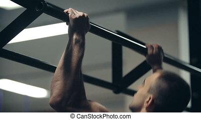 vast, bar, workout