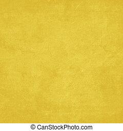 vast lichaam, textuur, gele achtergrond, verzameling, geluk
