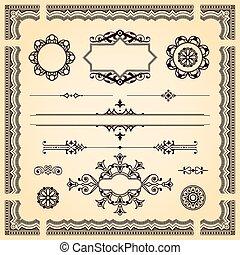 vastgesteld ontwerp, communie, calligraphic