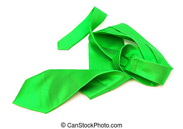 vastknopen, groene
