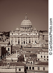 St Peters Basilica - Vatican City St Peters Basilica in ...