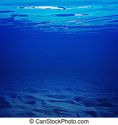 vatten under