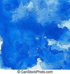 vattenfärg, bakgrund
