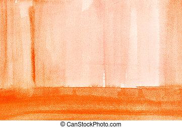 vattenfärg, bakgrund., sammandrag formge