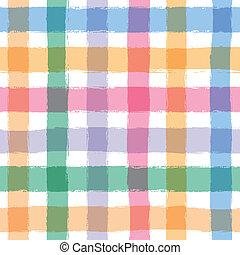 vattenfärg, färga fond, med, någon, stripes