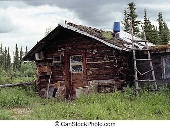 vecchio, cabina