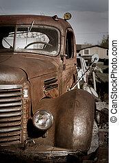vecchio camion
