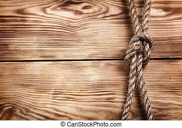 vecchio, corda