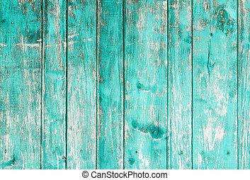 vecchio, dipinto, -, struttura, parete, legno, fondo, o