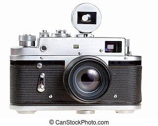 vecchio, film, photocamera