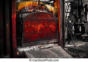 vecchio, fornace