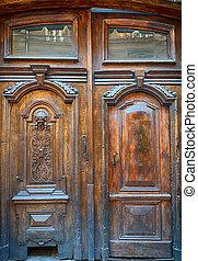 vecchio, porta