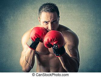 vecht, man