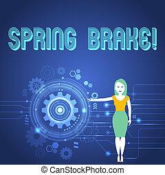 vecka, skola, begrepp, koppla av, deltagare, text, semester, betydelse, fjäder, parti, handstil, brake., påsk, leisure.