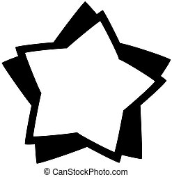 vecteur, étoile