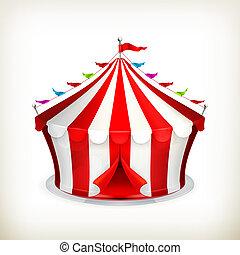 vecteur, cirque