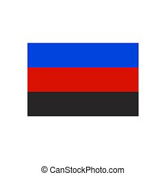 vecteur, drapeau, background.polyamorous.sexual, minorités, ...