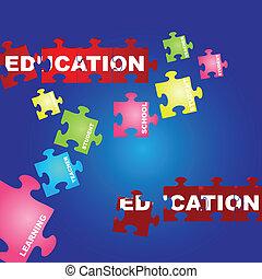 vecteur, education