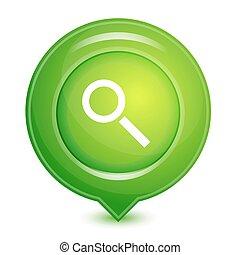 vecteur, emplacement, indicateur, icône
