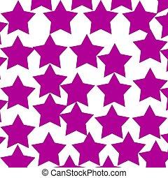 vecteur, ensemble, étoiles