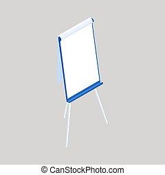 vecteur, gris, arrière-plan., illustration, planche