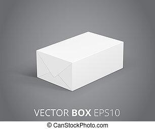vecteur, icônes, paquet