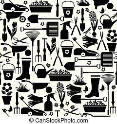 vecteur, illustration, stockage