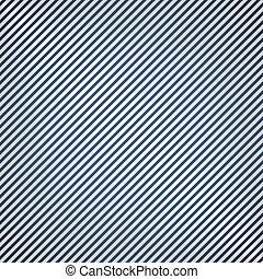 vecteur, lignes diagonales, optique, fond, illusion