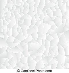 vecteur, papier chiffonné, texture