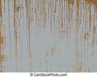 vecteur, rouille, texture, voile de surface