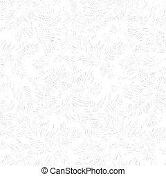 vecteur, (seamless), glacial, fond