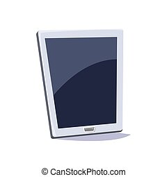 vecteur, tablette, illustration